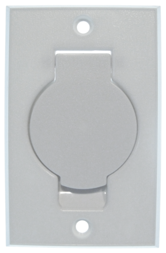 Standard wall inlet, White